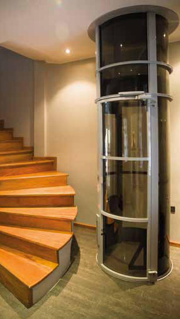 ascenseur pve